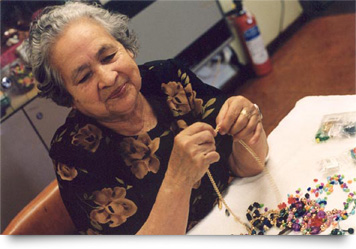 Image of: Artwork Beads1 Bicycle1 Swimmingclass2 Teacher2 Abc Free Advice And Info On Caring For Elderly People In The Uk